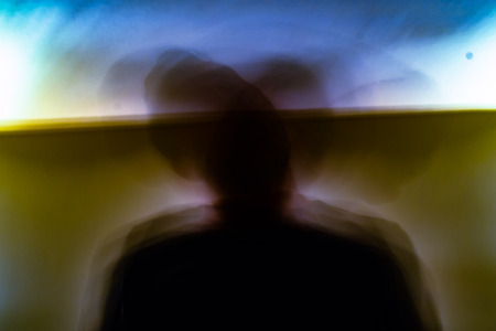 Photo for An abstruct photo of psychedelics and what it does - Royalty Free Image