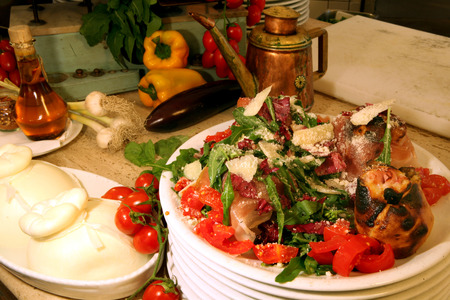 Photo for Mediterranean diet - Royalty Free Image