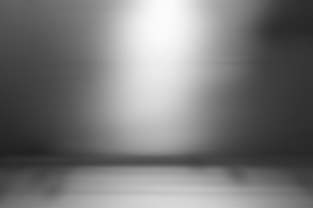 Foto de Grey gradient blurred abstract background. - Imagen libre de derechos