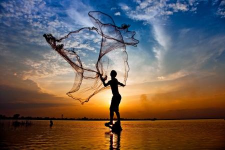 Foto de fisherman  - Imagen libre de derechos
