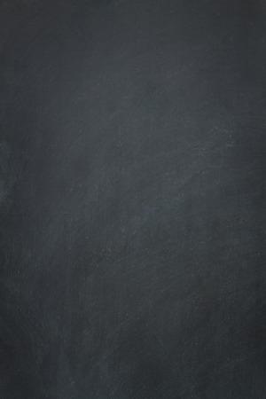 Photo pour blank slightly dirty chalkboard / blackboard - image libre de droit