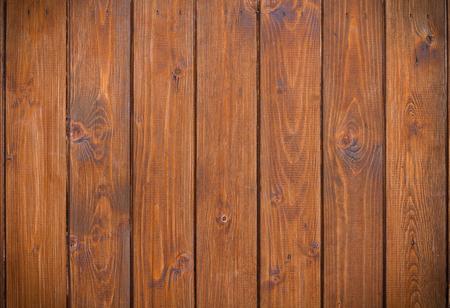 Foto de close up of  weathered and textured boards on an old wooden farm door - Imagen libre de derechos