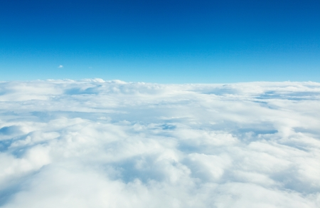 Photo for panorama Cloudscape - Royalty Free Image