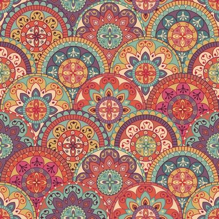 Foto de abstract pattern in retro style - Imagen libre de derechos