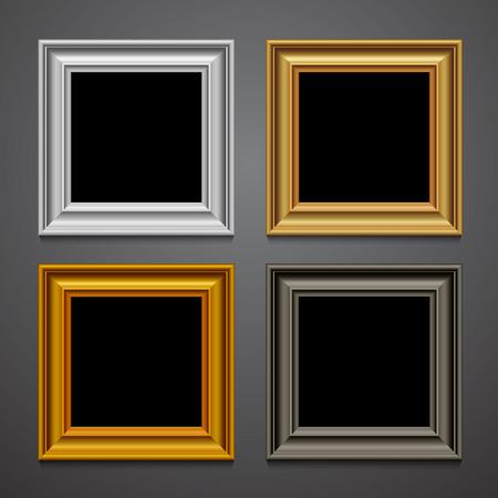 Illustration pour Frames - image libre de droit