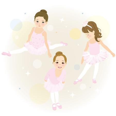 youngster ballerinas
