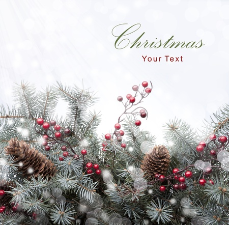 Photo for Christmas card - Royalty Free Image
