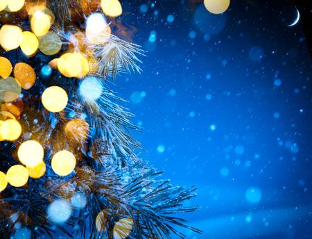 Photo pour Christmas tree - image libre de droit