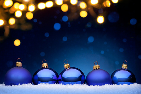 Photo for Christmas night - Royalty Free Image