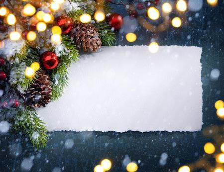 Photo pour christmas tree light - image libre de droit