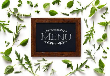 Photo pour Art italian home cooking background; restaurant week - image libre de droit