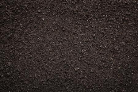 Foto de Soil texture background - Imagen libre de derechos