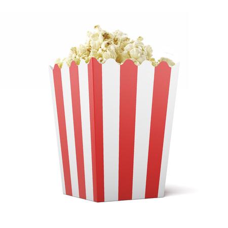 Foto de Box of popcorn - Imagen libre de derechos