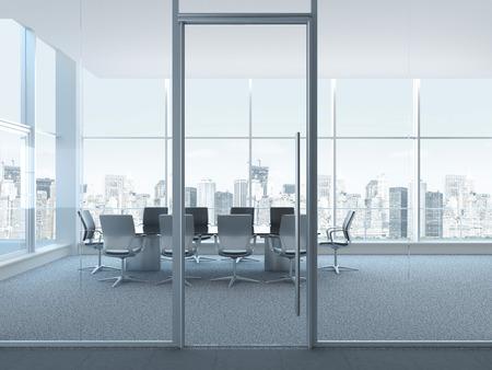 Foto de Office space interior - Imagen libre de derechos