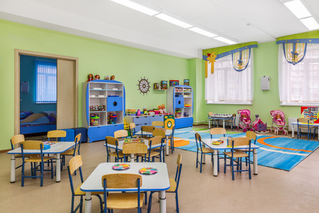 Photo pour kindergarten, study room - image libre de droit