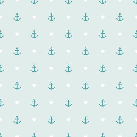 Illustration for Marine symbol. - Royalty Free Image
