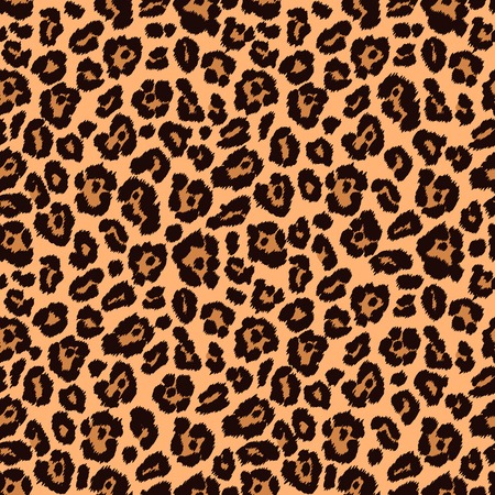 Photo pour Animal print, leopard texture. Endless texture can be used for printing onto fabric and paper or scrap booking. Can be used as web sites backdrop. - image libre de droit