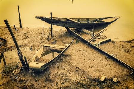 Foto de old wooden ship - Imagen libre de derechos