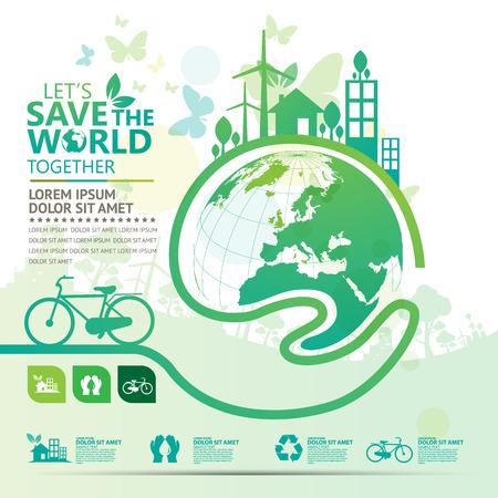 Ilustración de environment - Imagen libre de derechos