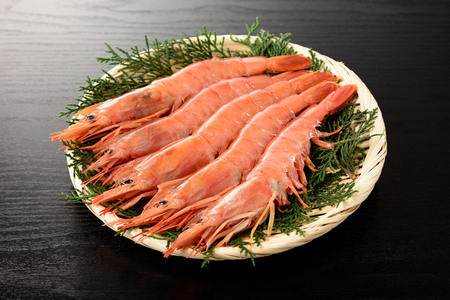 Photo for Argentine red shrimp - Royalty Free Image