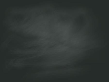 Ilustración de abstract black chalk board background vector - Imagen libre de derechos