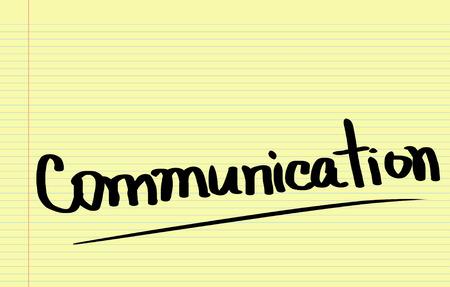Foto de Communication Concept - Imagen libre de derechos