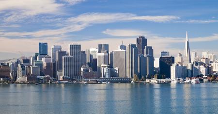 Foto de San Francisco City Downtown, California - Imagen libre de derechos