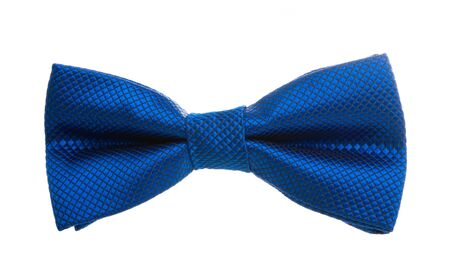 Photo pour male bow tie isolated on white background - image libre de droit