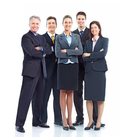 Foto de Business people team - Imagen libre de derechos