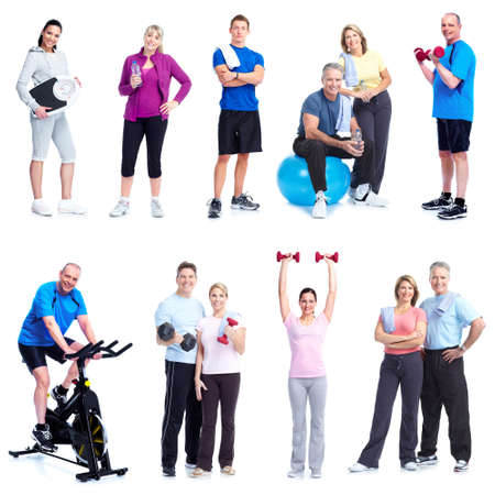 Photo for Fitness and gym  - Royalty Free Image