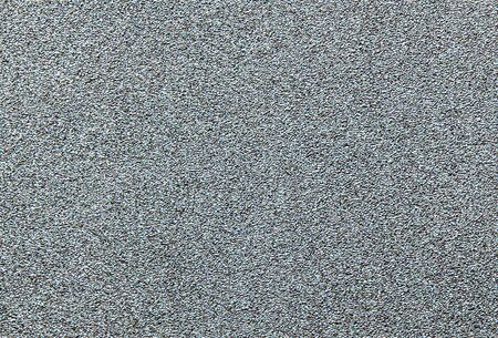 Photo for Wall of gray granular material as a background - Royalty Free Image