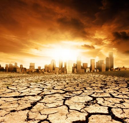Global Warming Concept Image