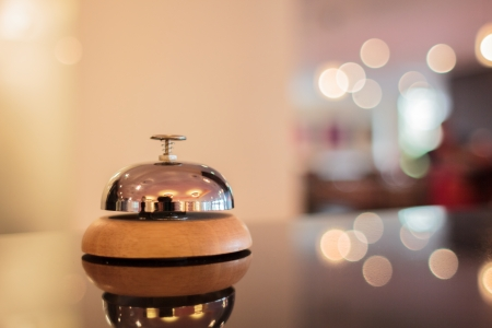 Photo for A service bell in a hotel - Royalty Free Image