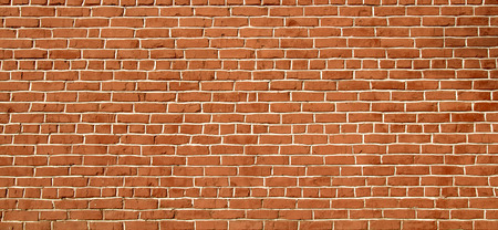 Foto de red brick wall background - Imagen libre de derechos