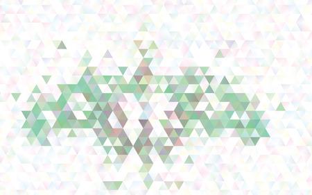 Illustrazione per Low poly mosaic background FOR Template design Vector clip art. - Immagini Royalty Free