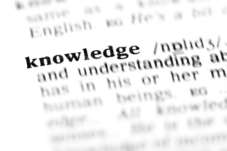 knowledge (the dictionary project, macro shots, shallow D.O.F.)