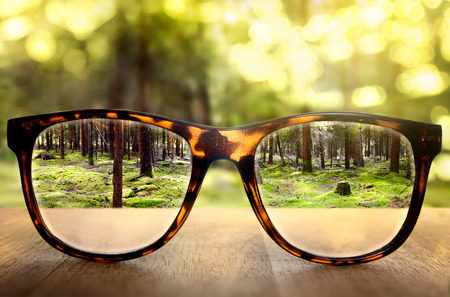 Photo pour Glasses - image libre de droit