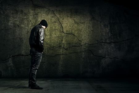 Foto de Alone - Imagen libre de derechos