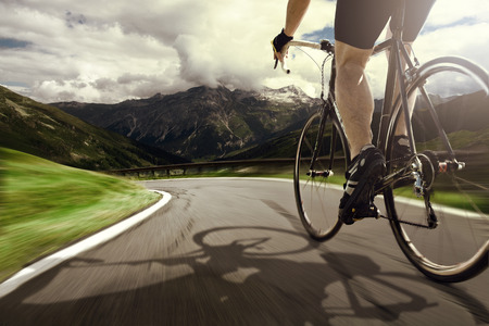 Photo for Downhill - Royalty Free Image