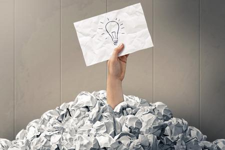 Photo pour Idea conceptual image - image libre de droit