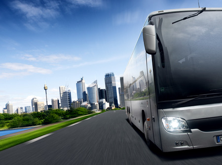 Photo pour Bus - image libre de droit
