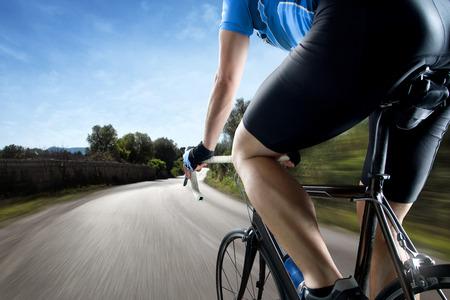 Photo for Racing Bike - Royalty Free Image