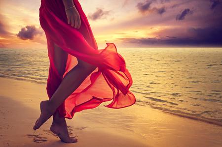 Foto de Vacation Beach - Imagen libre de derechos