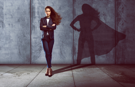 Photo pour Successful Woman - image libre de droit