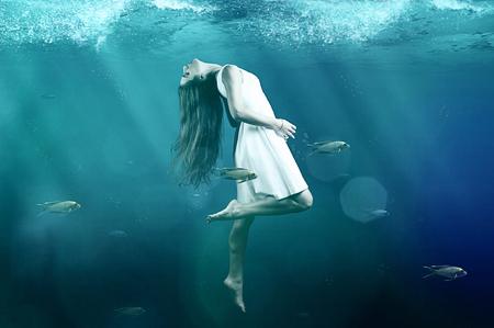 Photo pour Underwater - image libre de droit