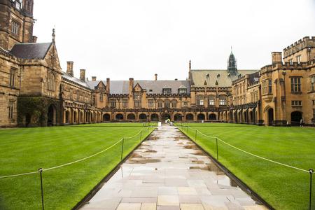 Photo pour University of Sydney - image libre de droit