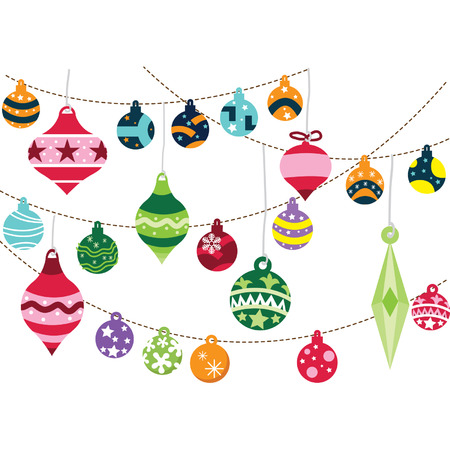 Photo for Christmas Ornaments - Royalty Free Image