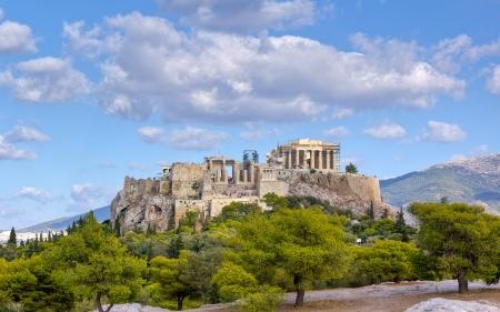 Photo for Acropolis, Athens, Greece  - Royalty Free Image