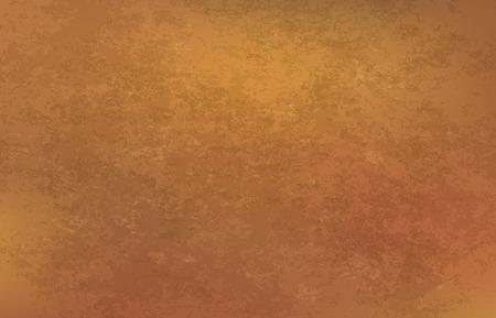 Ilustración de abstract grunge brown background of old stone texture vector illustration - Imagen libre de derechos