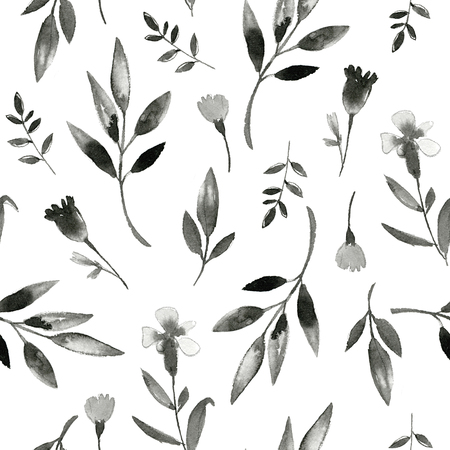 Photo for Watercolor pattern - Royalty Free Image